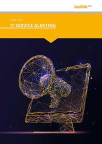 IT Service Alerting White Paper
